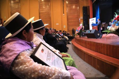 MINJUS:Semana de los Derechos Humanos en Ayacucho