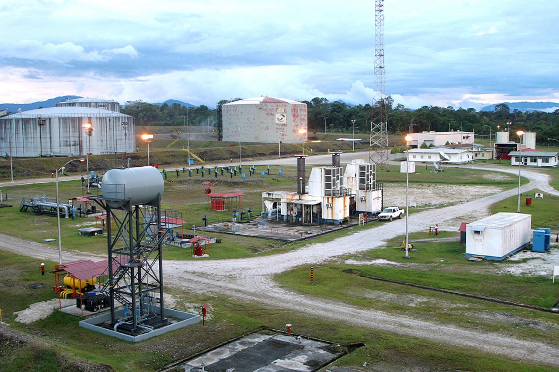 Comuneros de Chapis liberaron accesos a las instalaciones de la estación 5 del Oleoducto Norperuano, que permanecían bloqueados desde el 5 de diciembre.