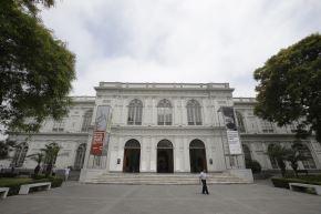 Museo. ANDINA