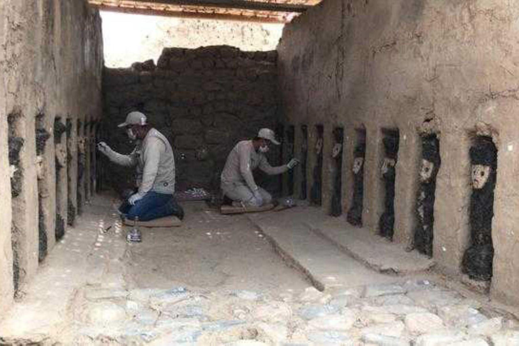 La cultura milenaria de nuestro país cautivó el interés del mundo entero, en virtud a cuatro importantes hallazgos arqueológicos en Lambayeque, Ica, La Libertad y Áncash, informó el Ministerio de Cultura.