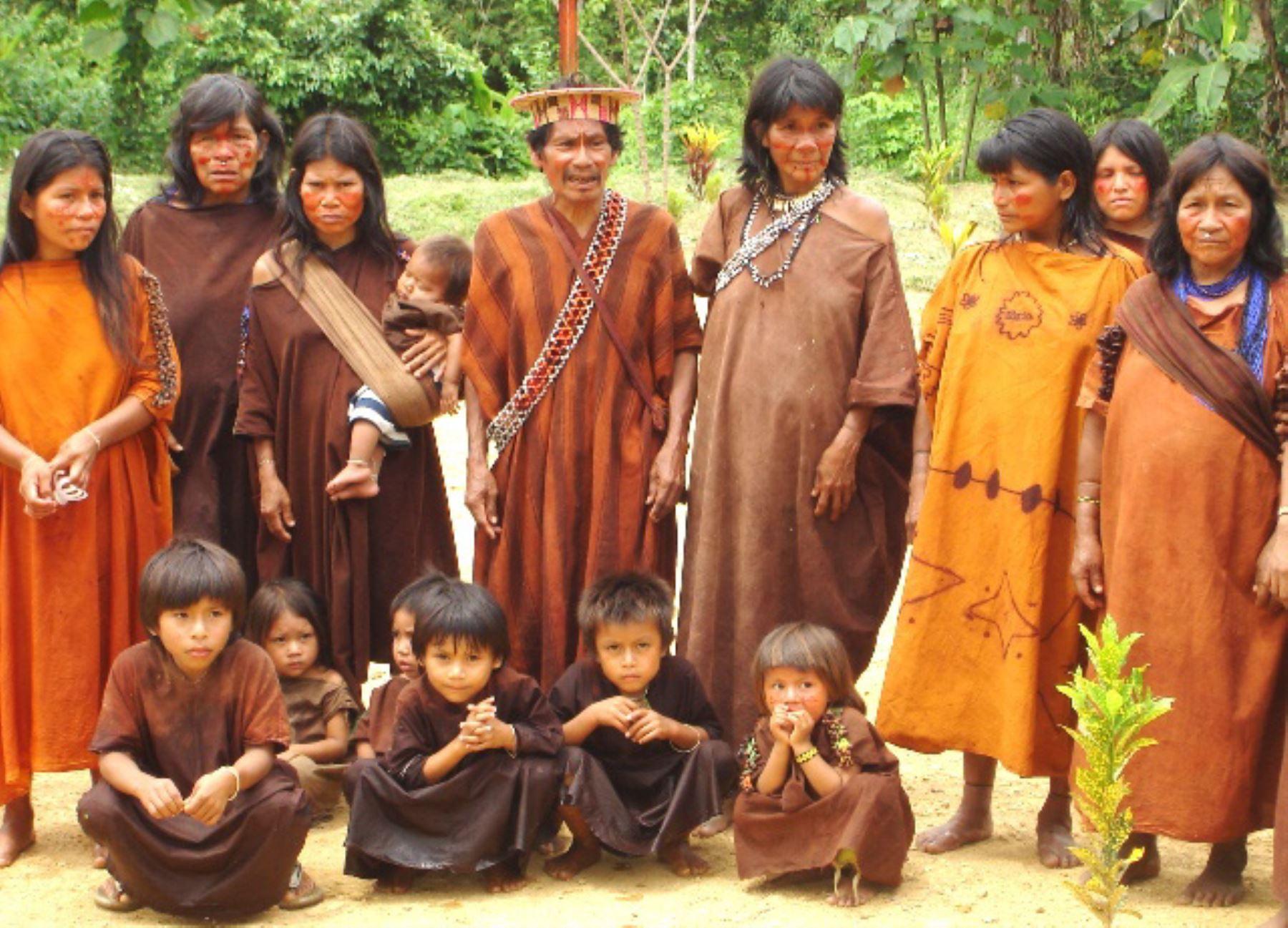 El pueblo matsigenka vive principalmente en los departamentos de Cusco y Madre de Dios.