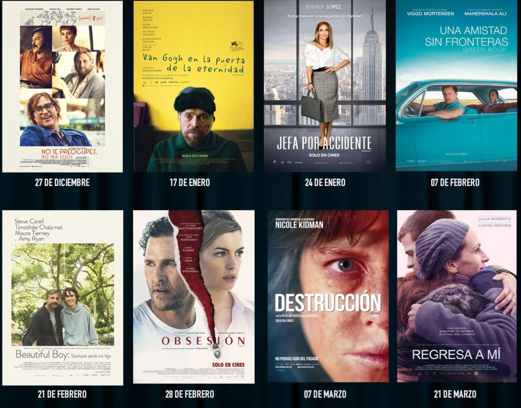 Entérate Aquí Las Siete Películas Más Esperadas Del 2019 Noticias