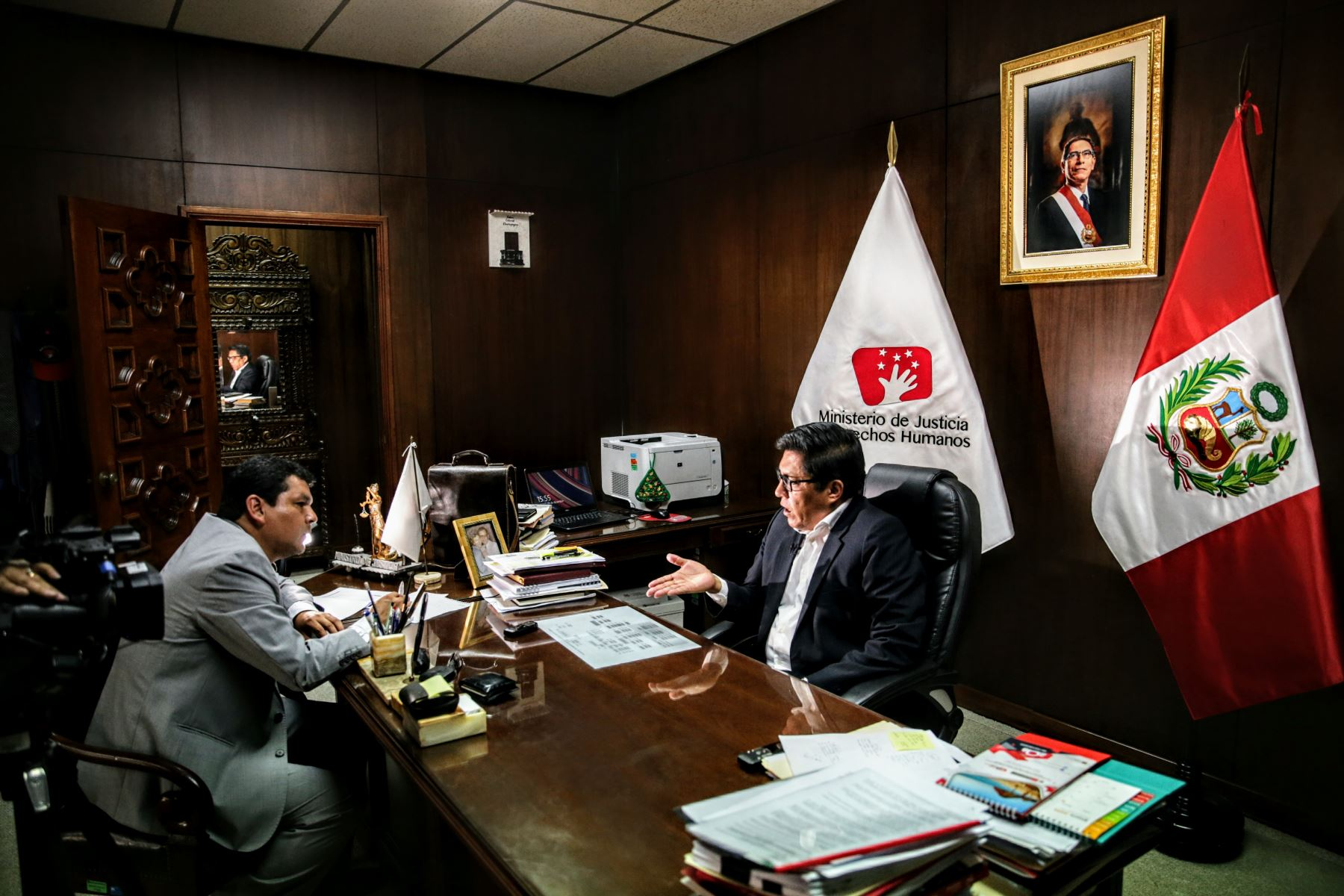ANDINA/Luis Iparraguirre