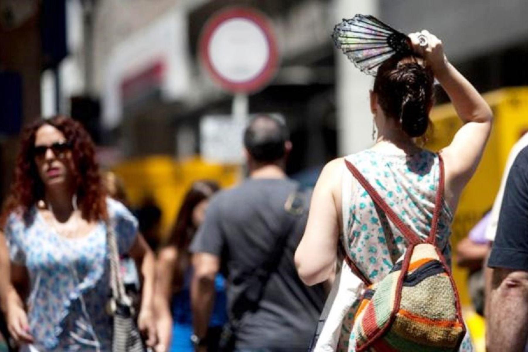 Inician campaña de despistajes contra el cáncer de piel. Foto: ANDINA/Difusión.