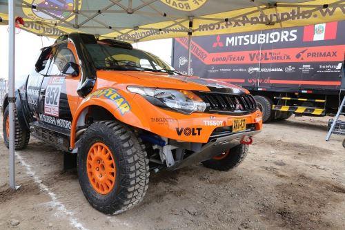 Feria Rally Dakar Lima 2019 en la Costa Verde.