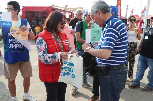 Rally Dakar 2019: promoverán buenas prácticas ambientales y reducción del plástico. Foto: ANDINA/Difusión.