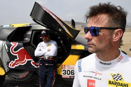 Sebastien Loeb  es uno de los favoritos para ganar la edición 41 del Rally Dakar