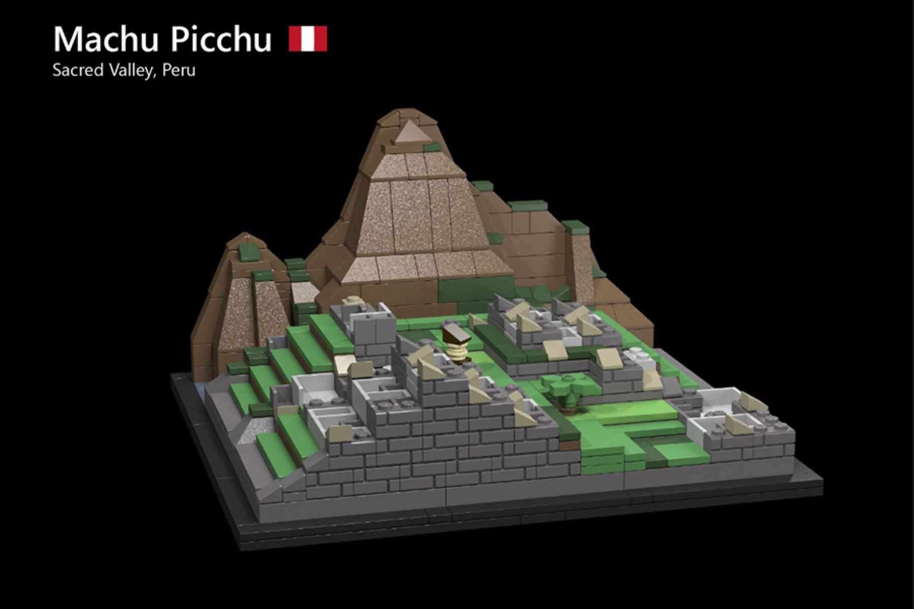 Machu Picchu celebra hoy 38 años como Santuario Histórico.