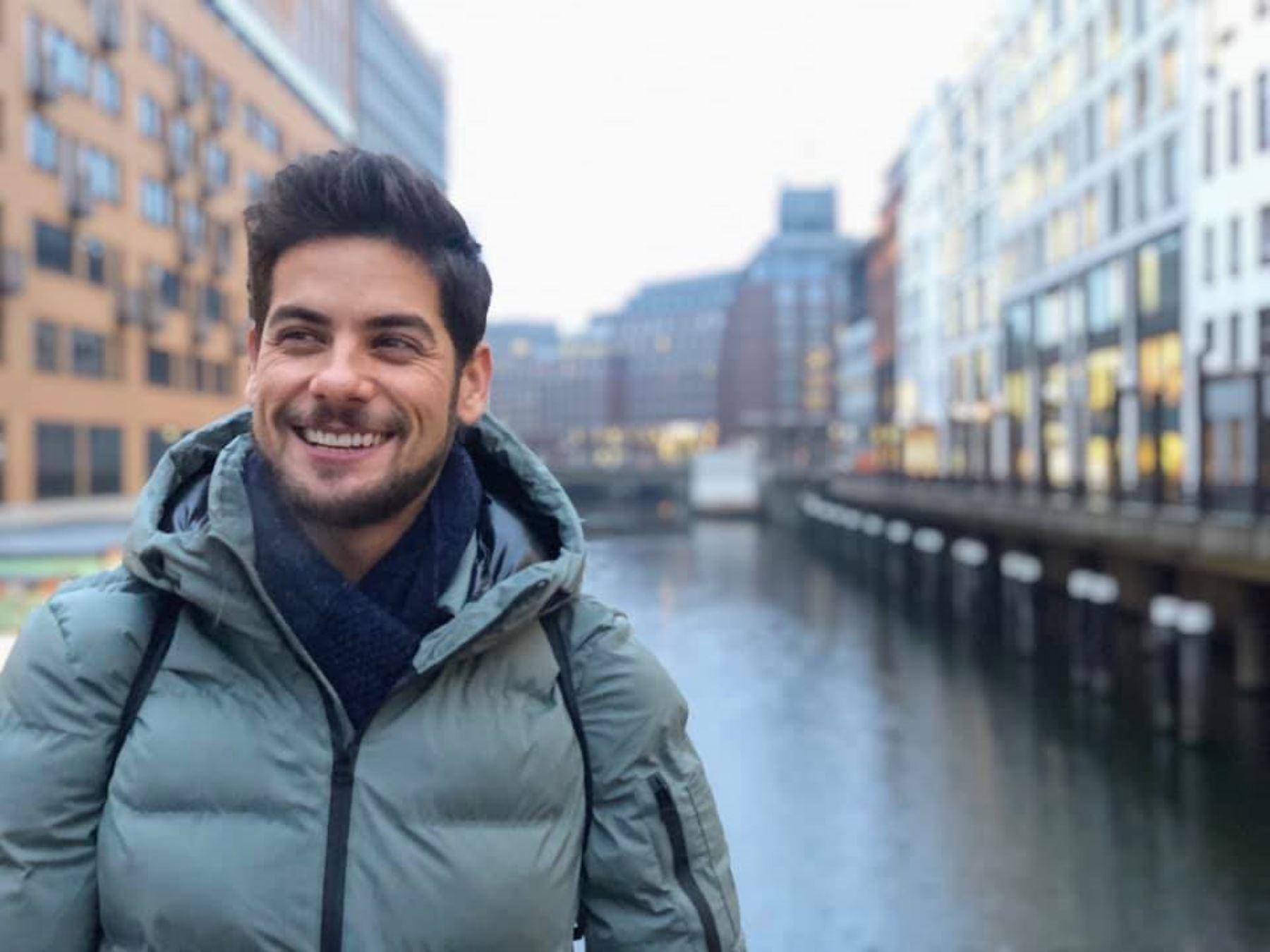 Andrés Wiese visita Alemania tras su paso por España.