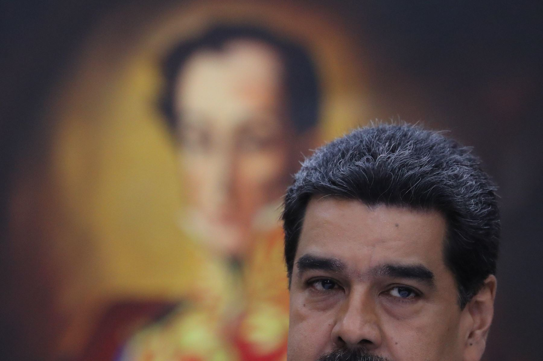 El presidente de Venezuela, Nicolás Maduro Foto: EFE