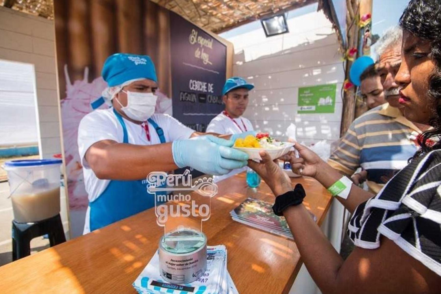 """""""Perú, Mucho Gusto"""" estima congregar a más de 20,000 visitantes en los tres días que dure la feria. El Ingreso es gratuito."""