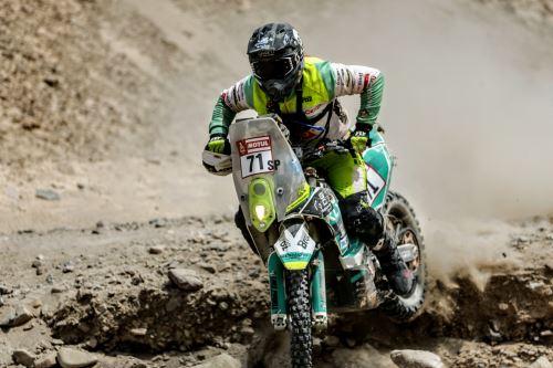 Sétima etapa del Dakar 2019