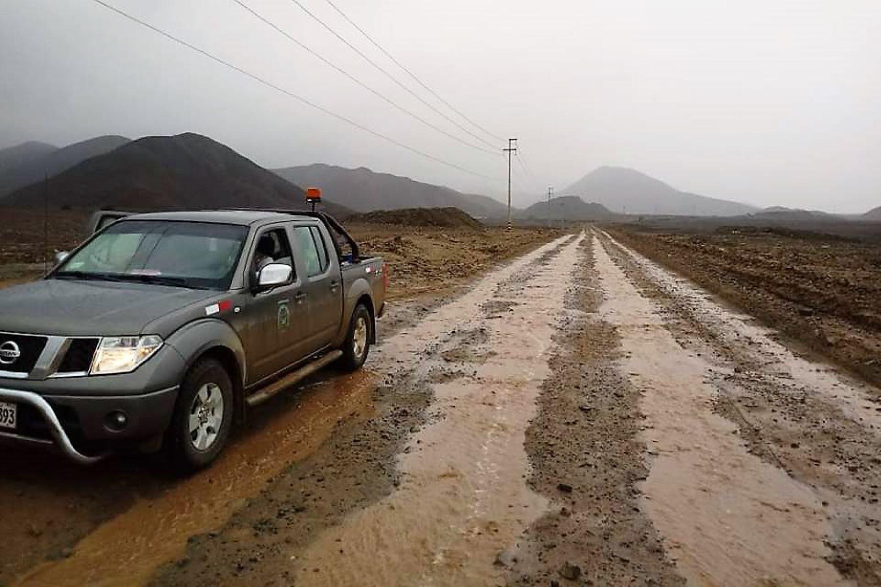 Defensa Civil descarta activación de quebradas en la región La Libertad. ANDINA