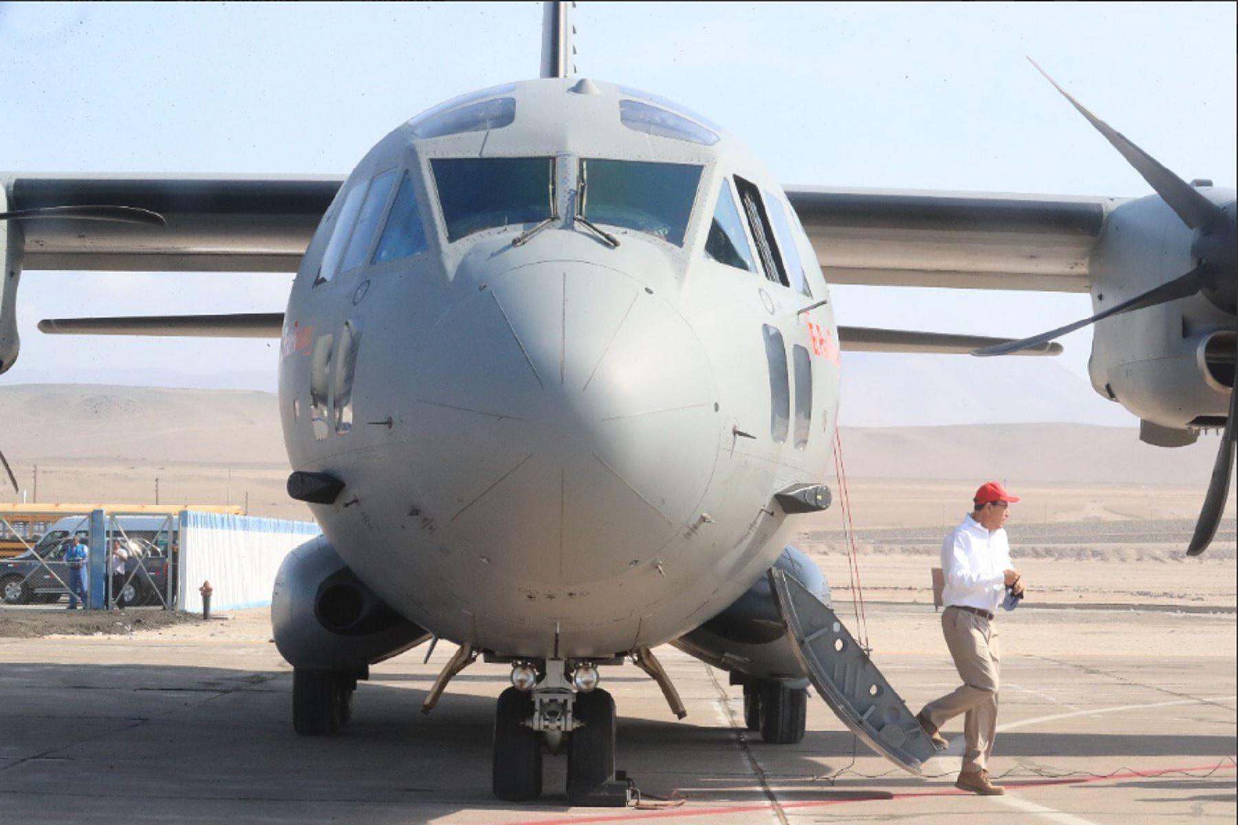 Presidente Vizcarra viaja a Moquegua