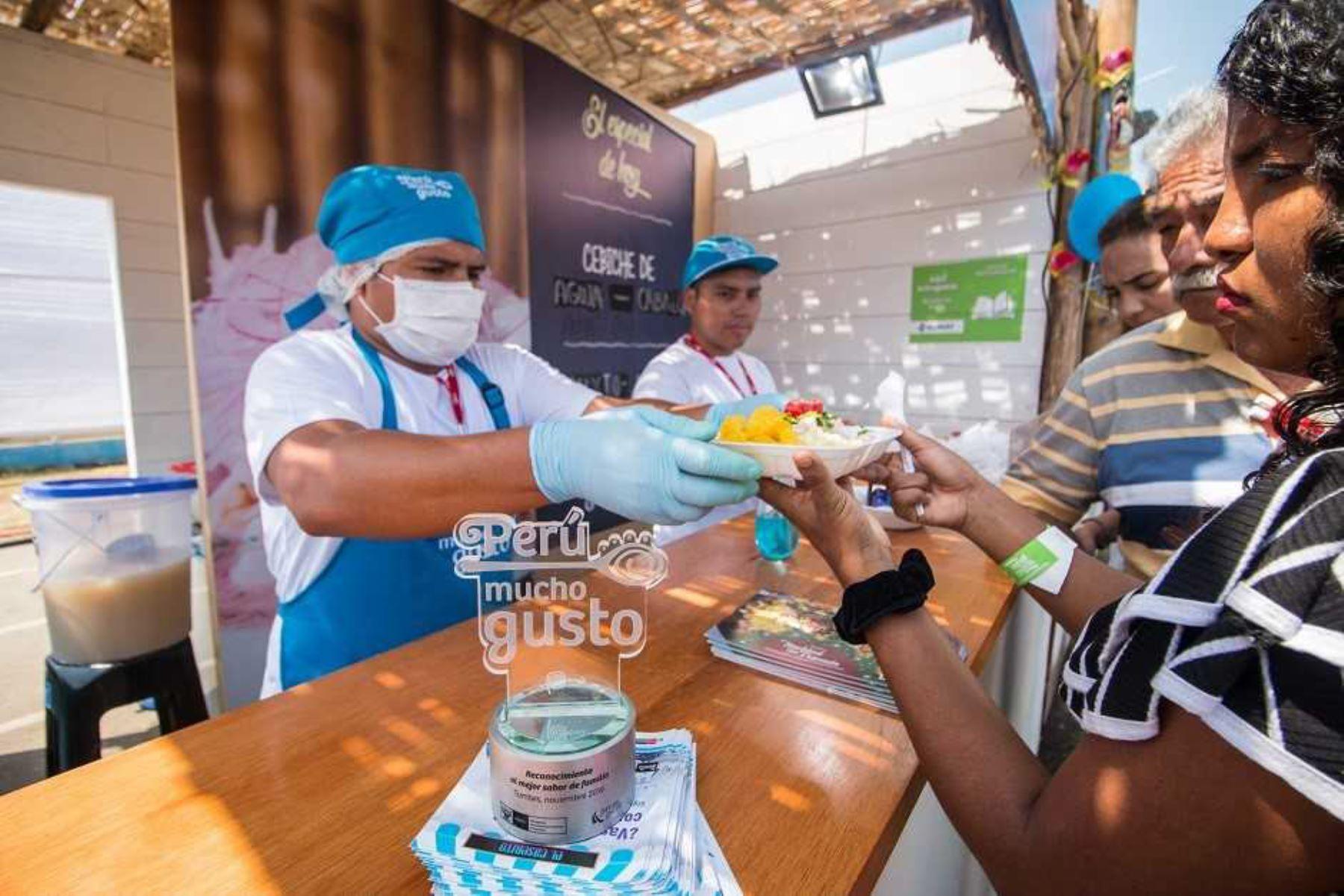 """Dakar 2019: disfruta desde hoy en Ilo la mejor culinaria regional en """"Perú, mucho gusto"""""""