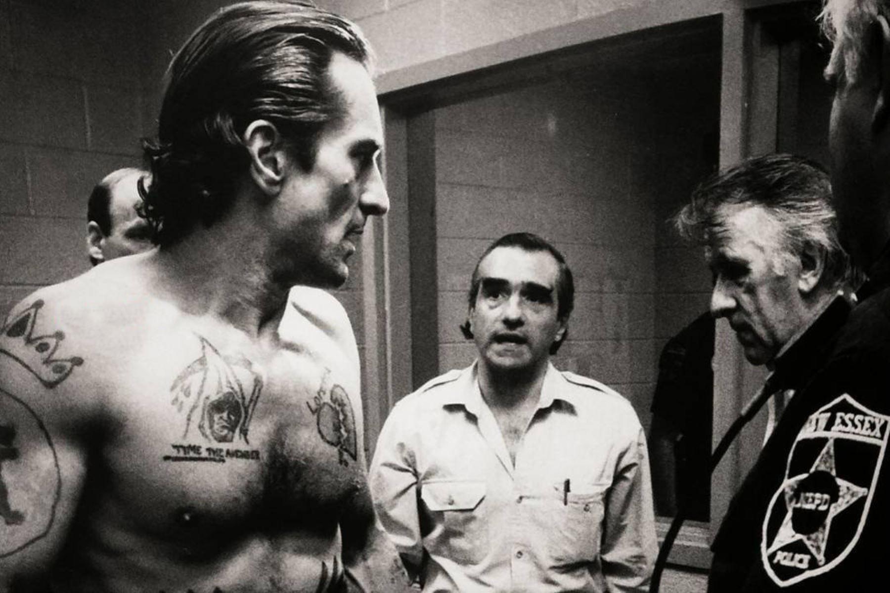 Martin Scorsese dirige a Robert De Niro en Cabo del Miedo. Foto: INTERNET/Medios
