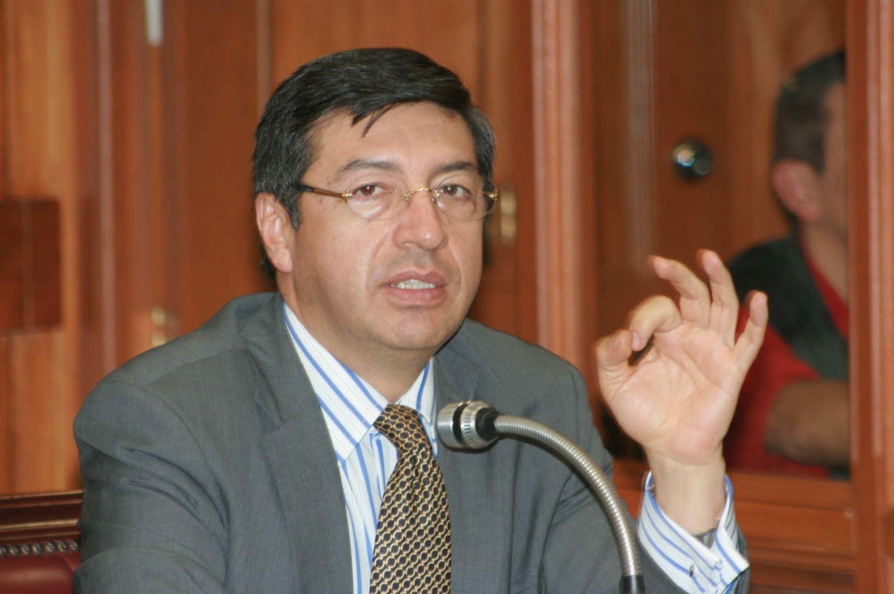 IColombiano Jorge Hernando Pedraza es elegido secretario general de la CAN Foto: NTERNET/Medios