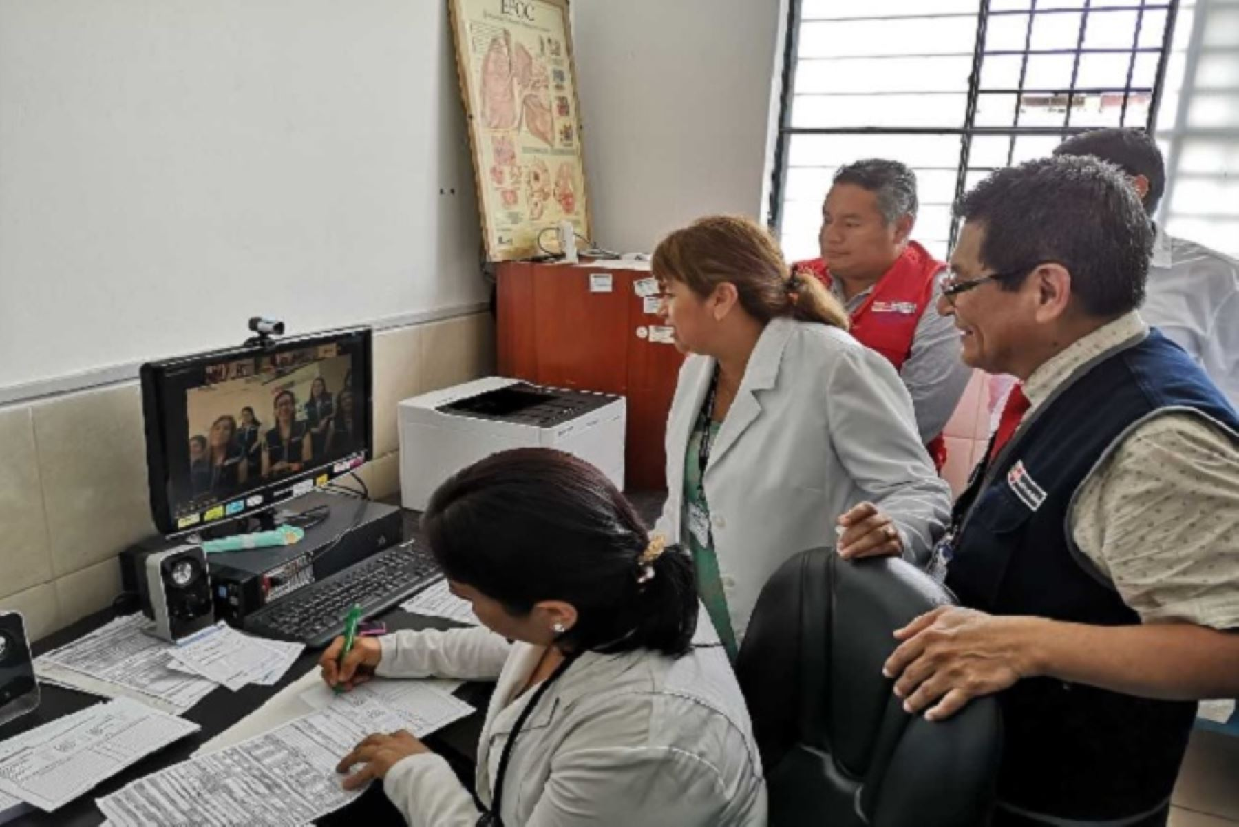 Un total de 24 Instituciones Prestadoras de Servicios de Salud (Ipress) se incorporaron esta semana a la Red Nacional de Telesalud, ampliando a 1,028 el número de centros y puestos de salud interconectados a nivel nacional.
