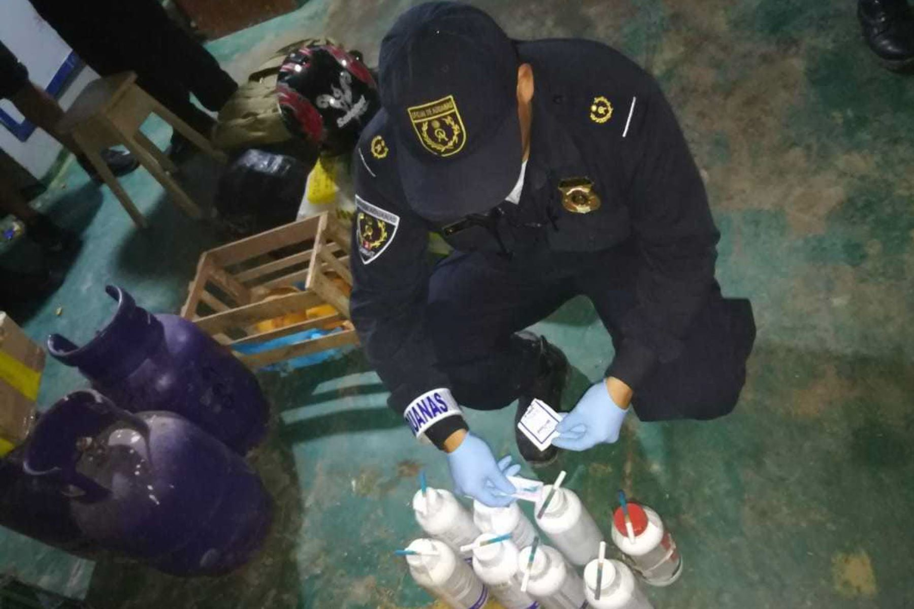Loreto: Sunat intervino cocaína camuflada en arroz y barras de oro en puertos fluviales