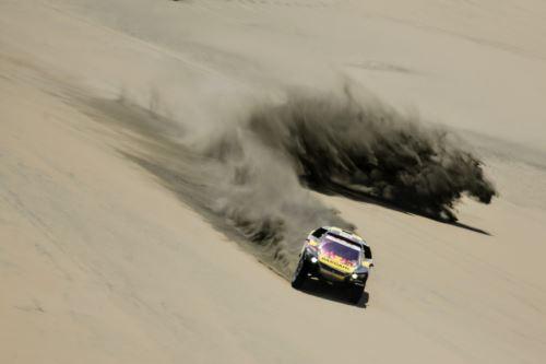 Rally Dakar 2019. Foto: ANDINA/Luis Iparraguirre