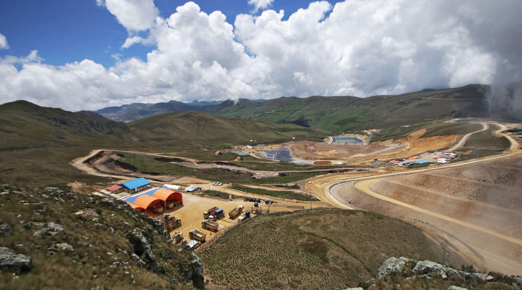 Proyecto minero La Granja.