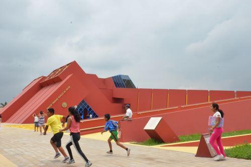 El Museo Tumbas Reales de Sipán, ubicado en la provincia de Lambayeque, es considerado el ícono cultural y turístico del norte.