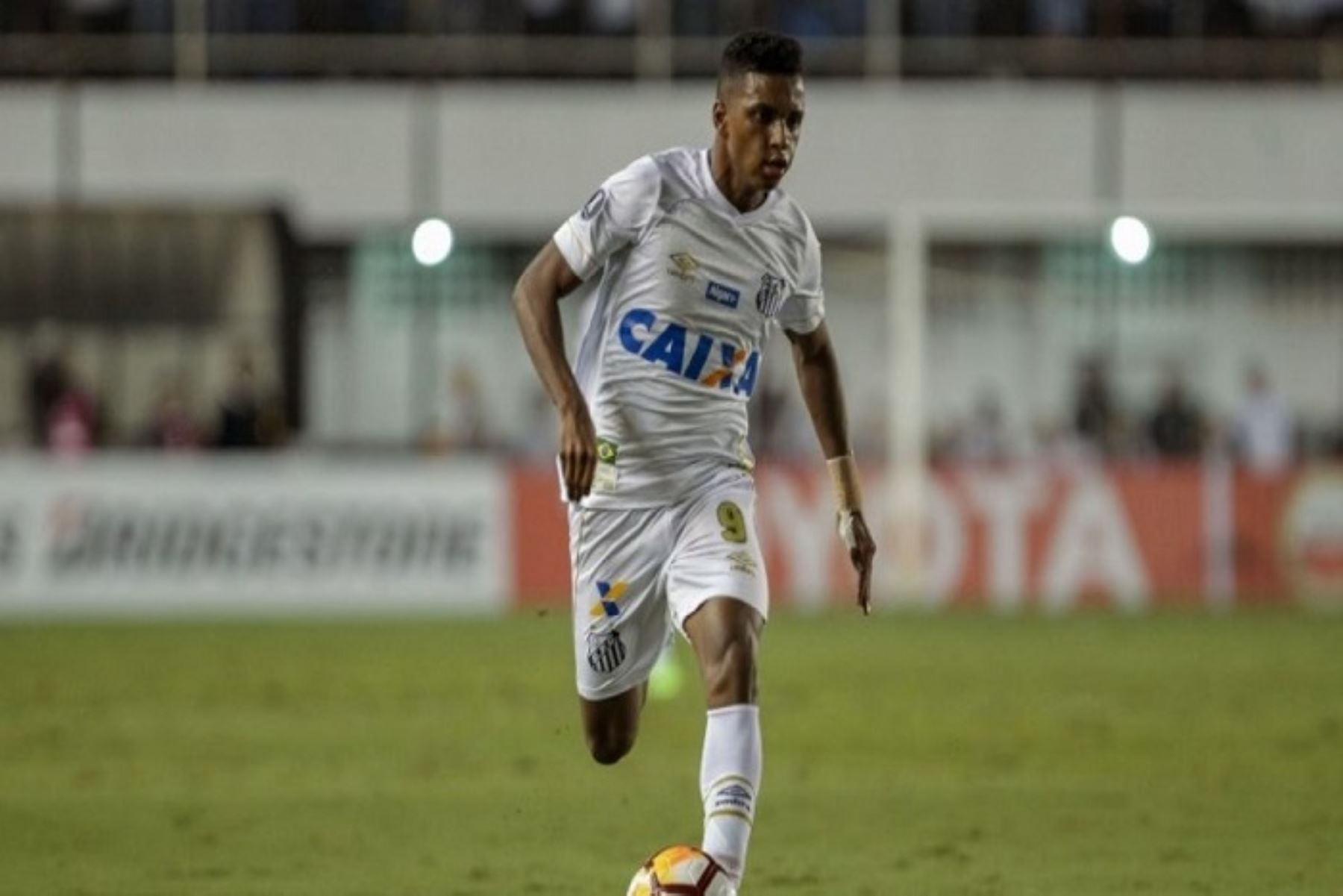 Rodrygo es la nueva joya brasileña que seduce al Real Madrid
