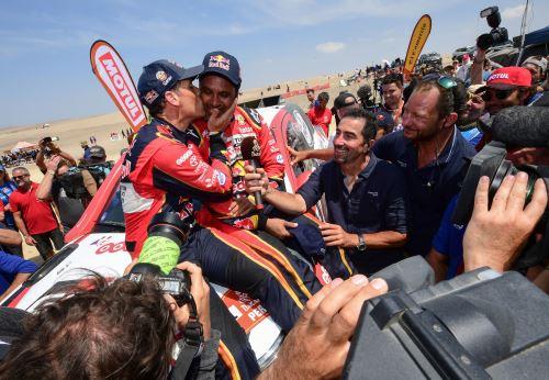 Ganadores del Dakar 2019