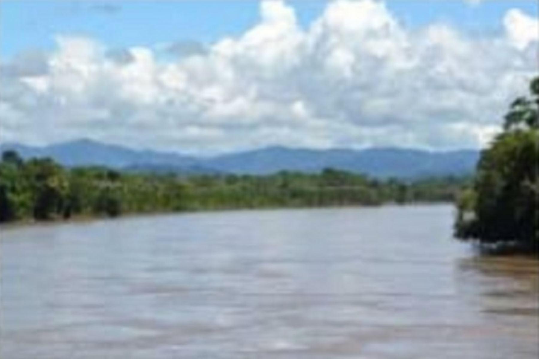 Loreto: río Huallaga en riesgo de inundación al alcanzar alerta roja