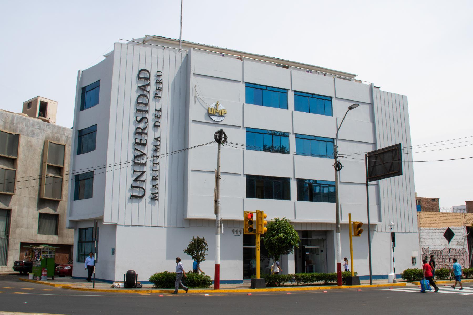 Universidad Marítima del Perú. Foto: Sunedu
