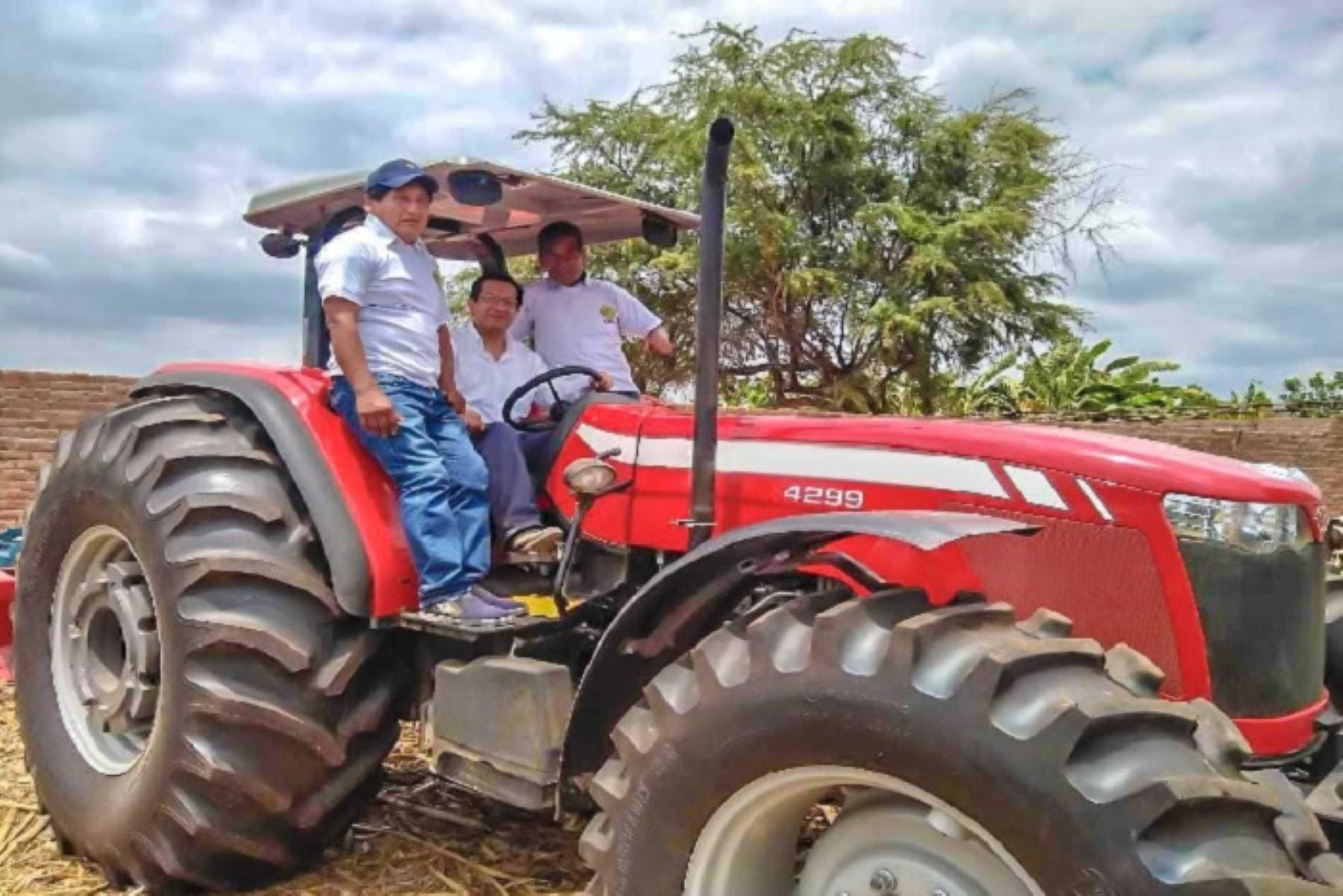 La Asociación de Productores Agrarios de San Pedro de Sasape – Valle La Leche, del distrito de llimo, mejorará sus capacidades productivas mediante la compra de equipos y vehículos.