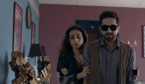 """Escena de la película de la India """"Andhadhun"""""""