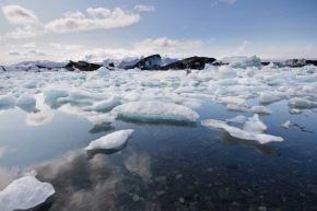 Deshielo en Groenlandia se acelera Foto: AFP