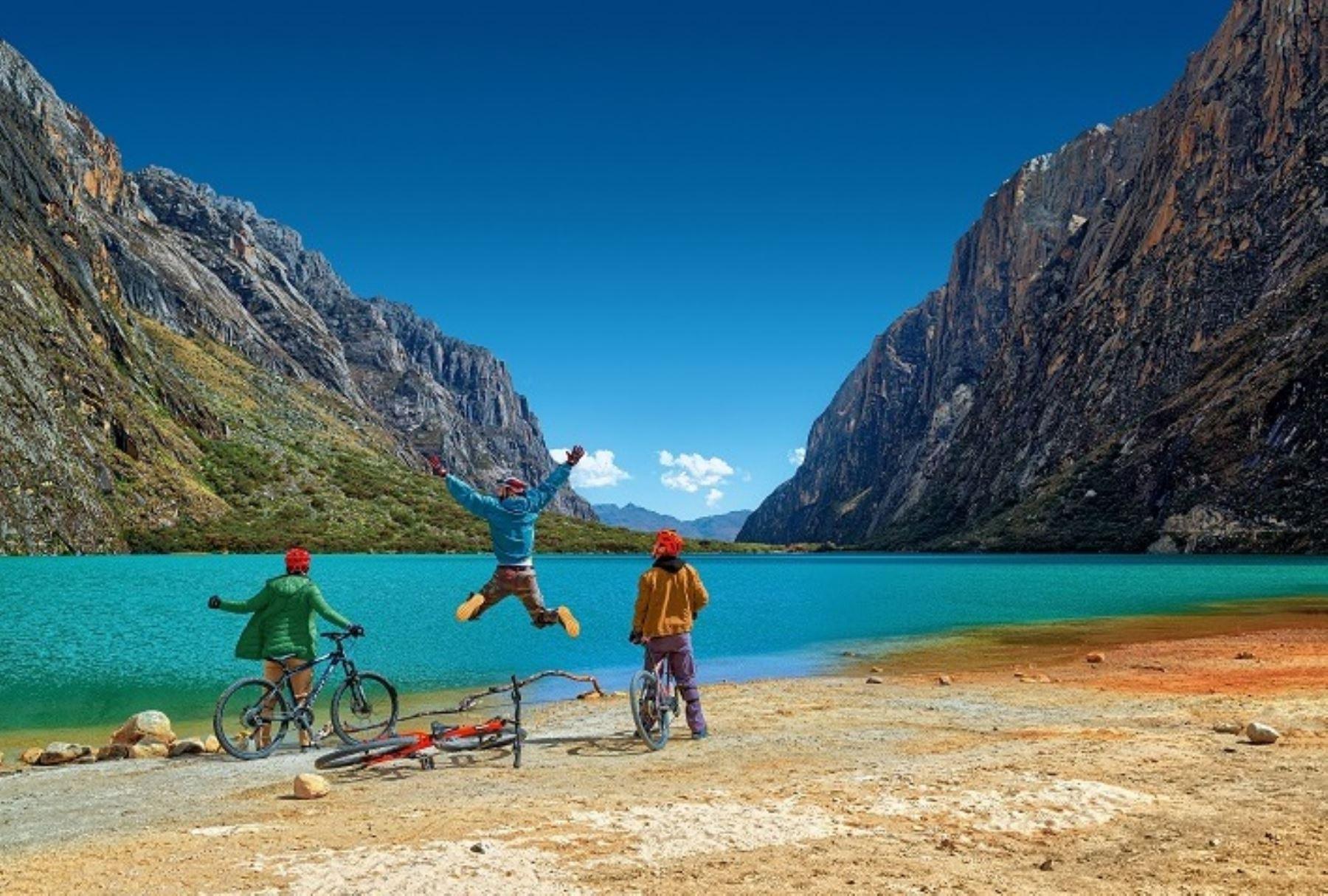 Huaraz, la puerta de ingreso al turismo de naturaleza. Cortesía