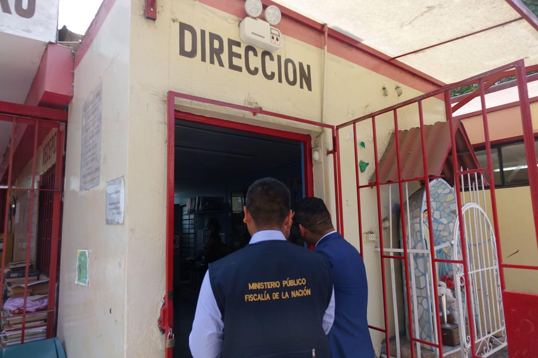 Recuerdan que matrícula en colegios públicos es gratuita. foto: Andina/Difusión