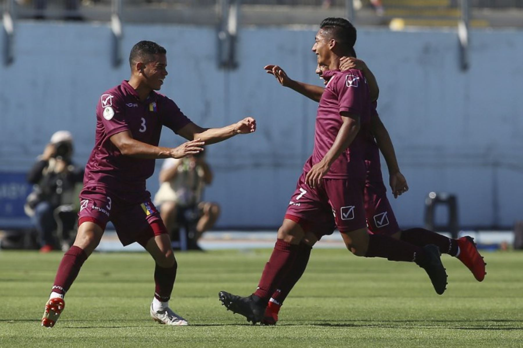 Venezuela Sub 20 Contra Ecuador Sub 20: Sudamericano Sub-20: Ecuador Y Venezuela Desafían A Las