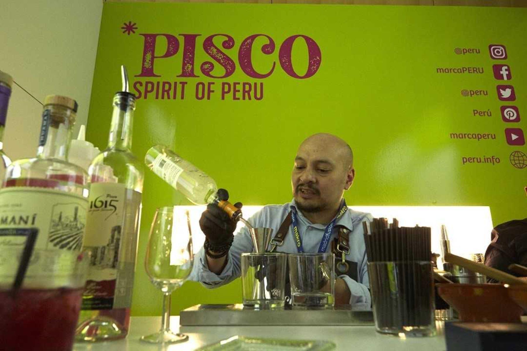 Diversos países han reconocido los derechos de Perú a la denominación de origen Pisco. Cortesía