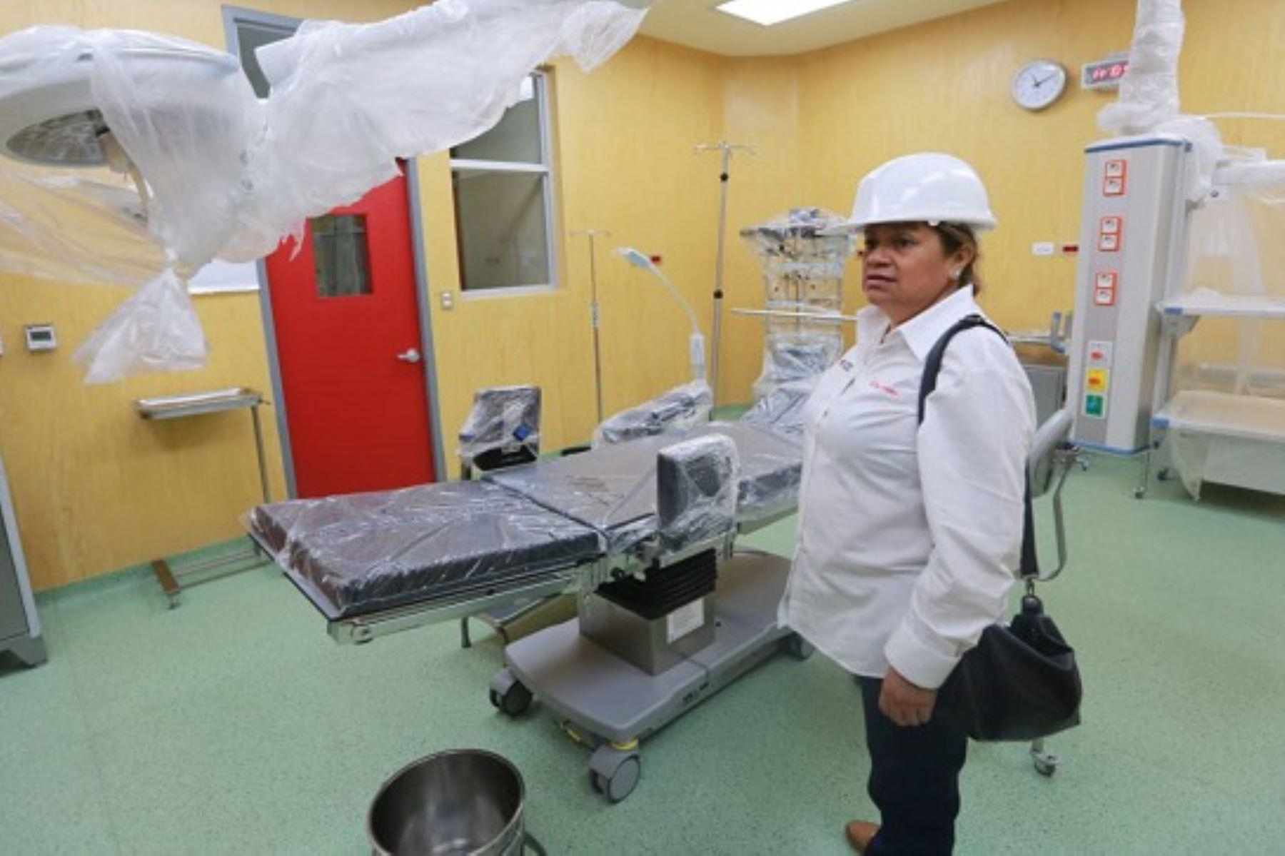 Ministra de Salud supervisará mañana acciones de prevención en Piura. ANDINA/Difusión