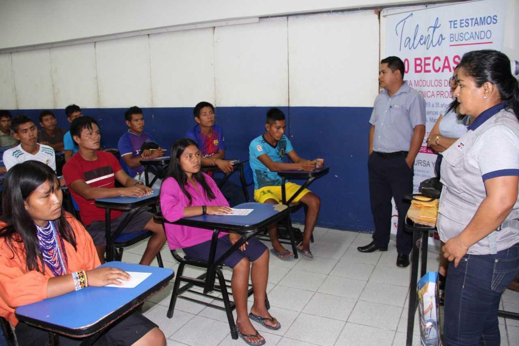Pronabec lanza concurso de becas para hijos de docentes de la CPM. Foto:: ANDINA/Difusión