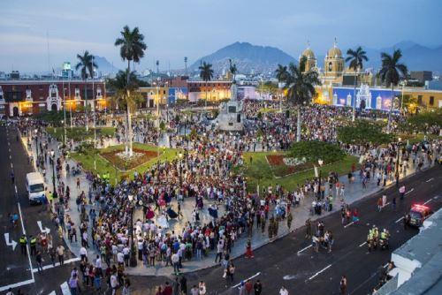 El ministro de Cultura, Rogers Valencia, anunció hoy que las celebraciones del bicentenario de la independencia nacional empezarán el próximo año en la región La Libertad, en reconocimiento a que su capital Trujillo, fue la primera ciudad en la que se proclamó la independencia de España, en 1820.