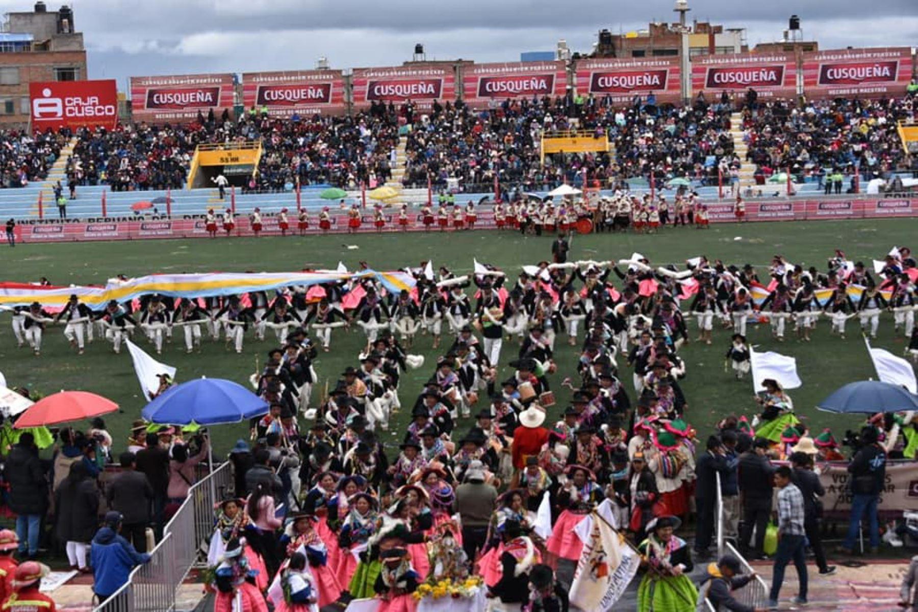 La Festividad de la Virgen de la Candelaria es la expresión religiosa y cultural más importante del Perú.