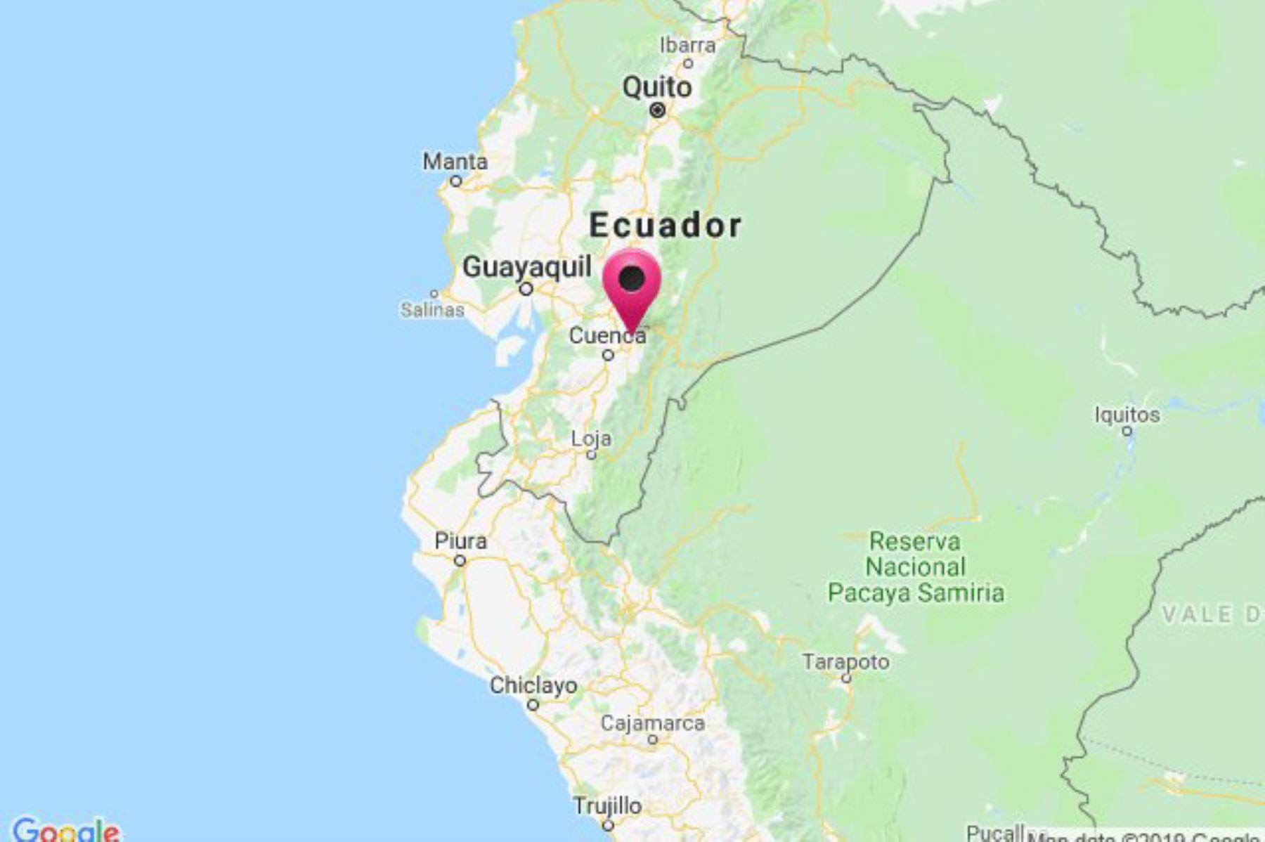 La ciudad de Zarumilla, en Tumbes, fue remecida por fuerte sismo con epicentro en Ecuador.