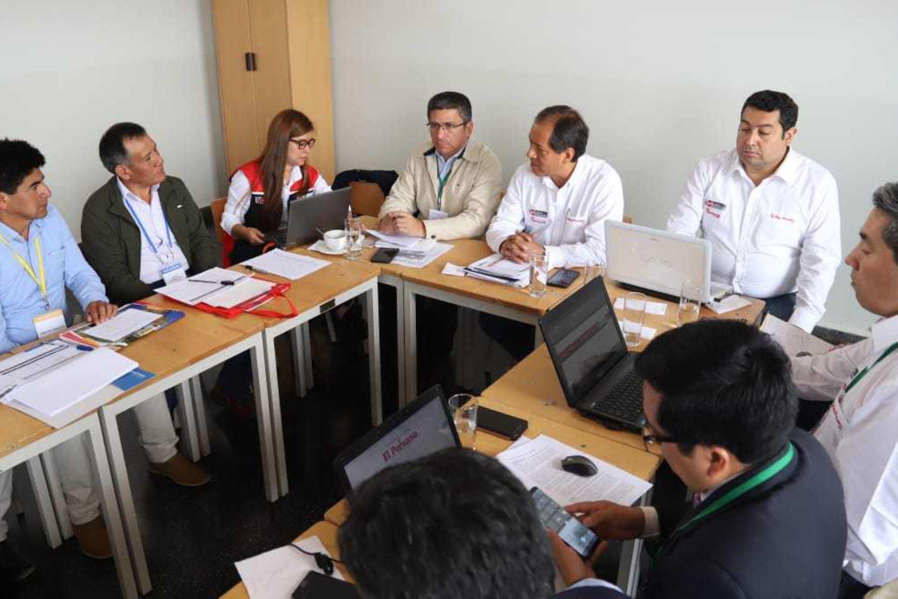 El director ejecutivo de la Autoridad para la Reconstrucción con Cambios (ARCC), Edgar Quispe Remón, anunció hoy que este año se financiarán más de 1,300 intervenciones en Cajamarca, lo que representa el 93% del total destinado para esta región.