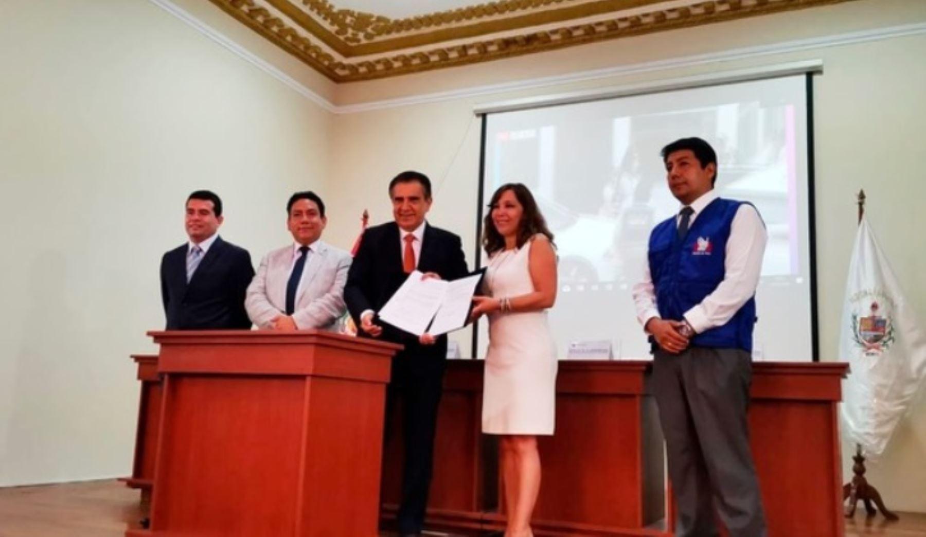 Secretaría de Integridad Publica, es el ente rector de la Política Nacional de Integridad y Lucha contra la Corrupción.