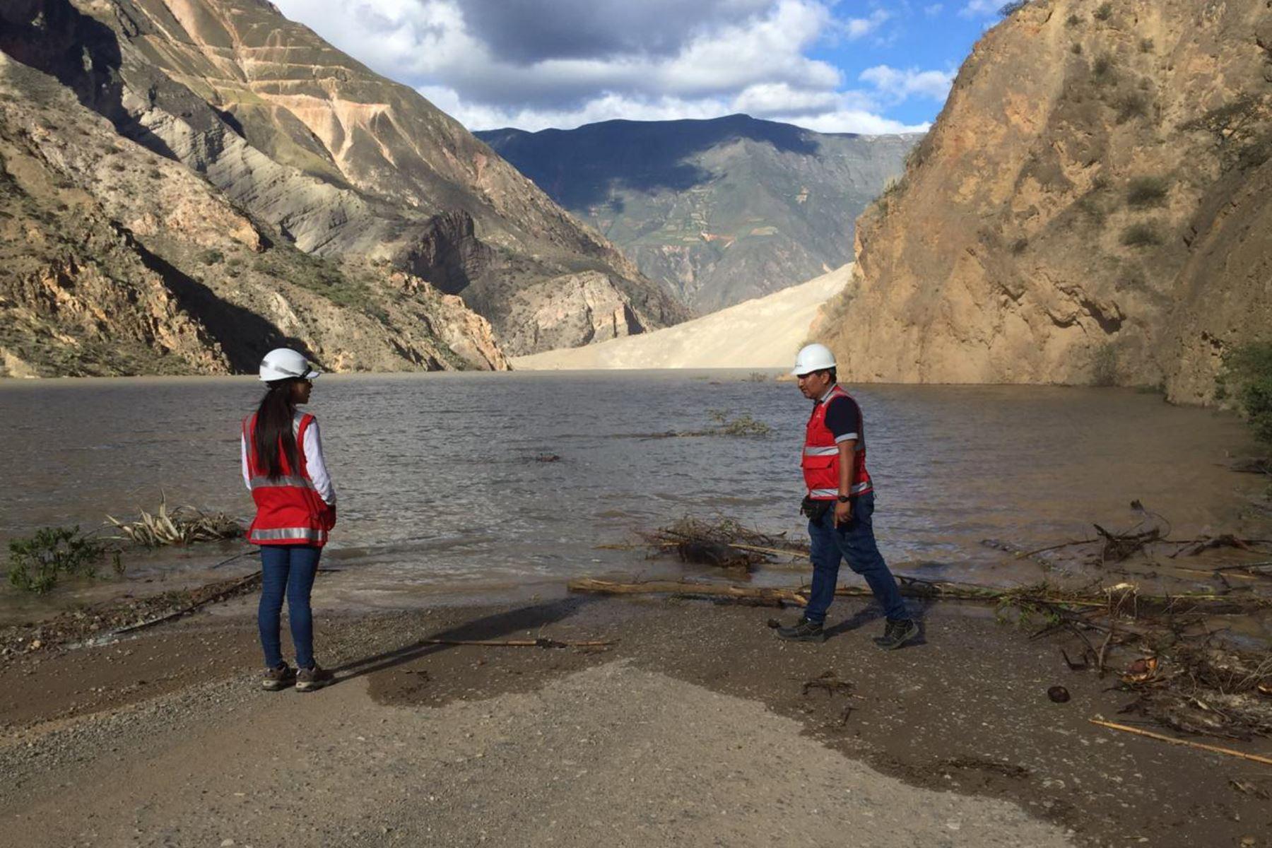 Contraloría advierte riesgo de desborde de la laguna Palcacocha (Áncash), ubicada a 4,562 metros sobre el nivel del mar.