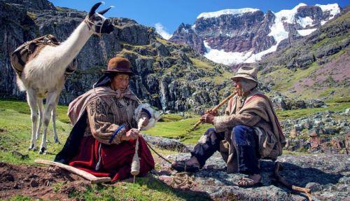 Escena de la película Wiñaypacha ANDINA/Difusión