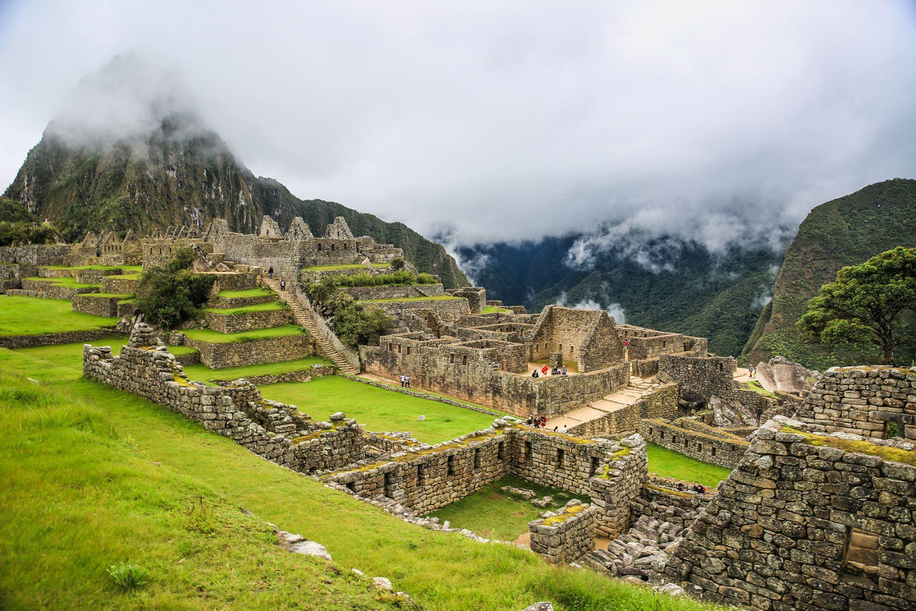 Las autoridades de los tres niveles de gobierno acordaron elaborar una agenda conjunta e integral para conservar el Santuario Histórico de Machu Picchu. Foto: Cortesía