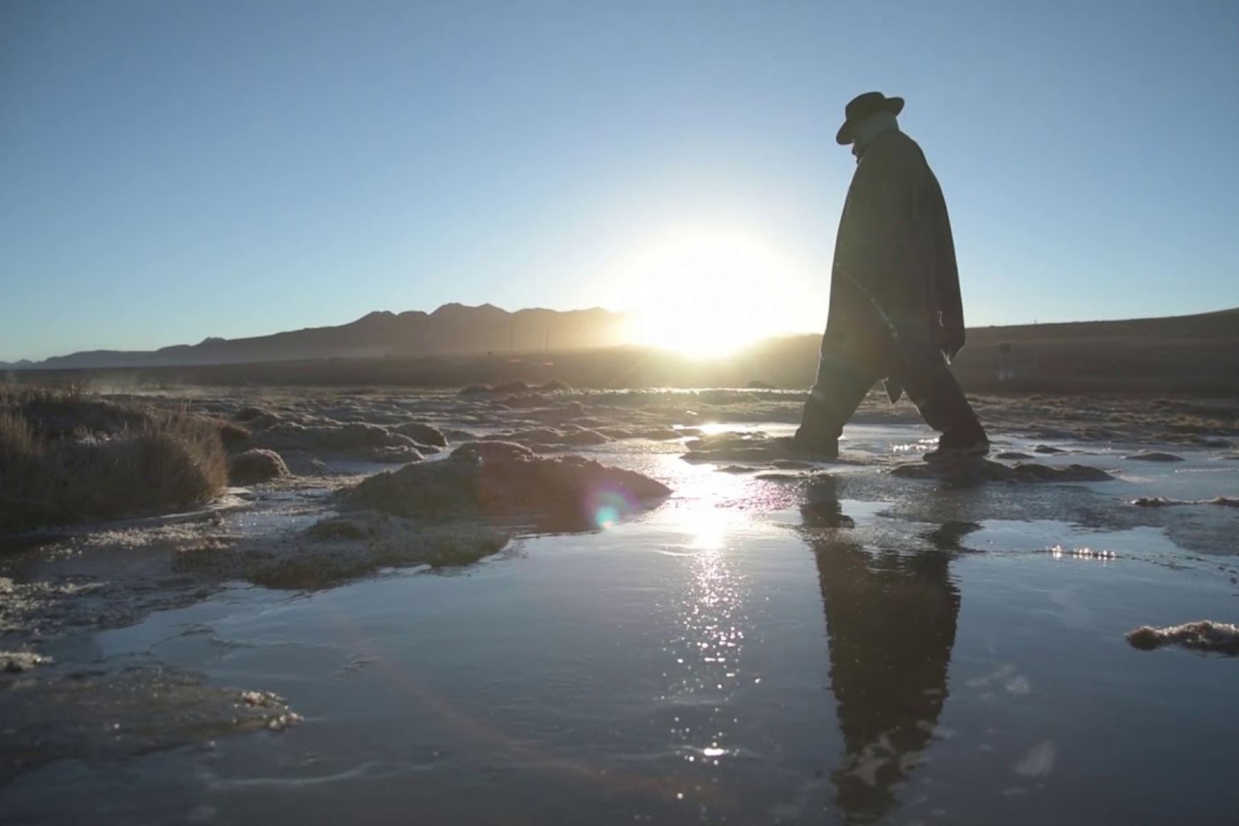 Los críticos dicen que es una obra maestra del cine peruano hecha en aymara.