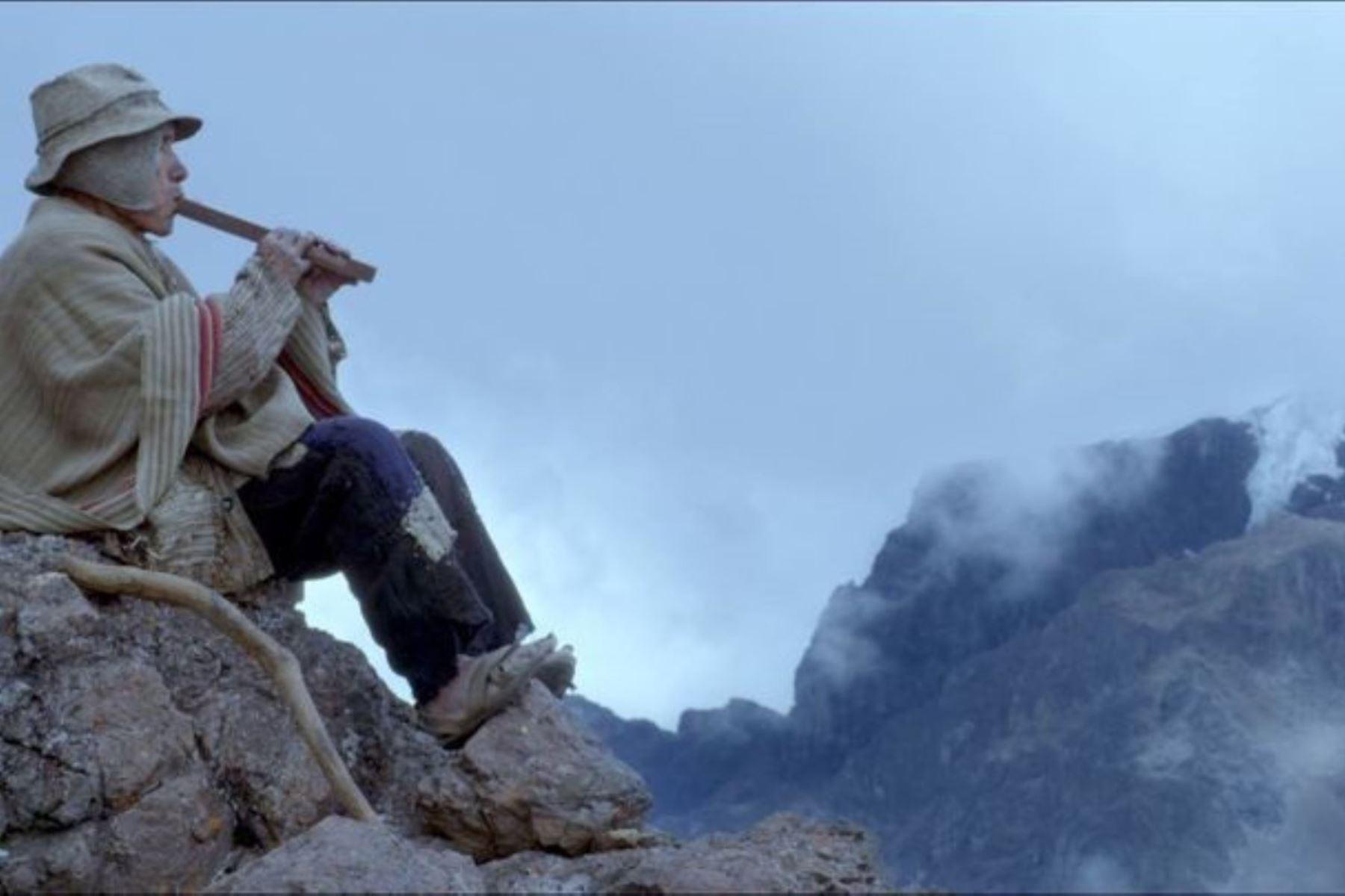 La montaña es también protagonista de este filme
