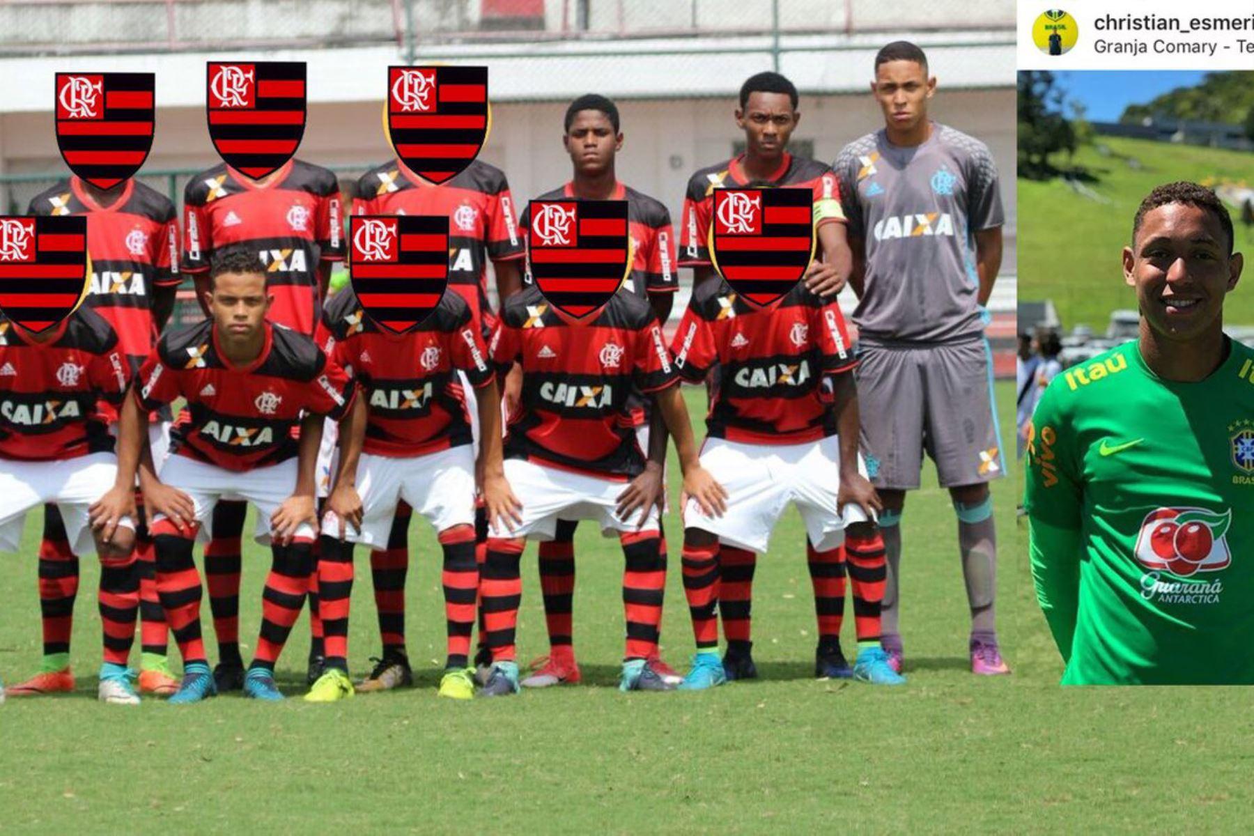 Al menos diez muertos deja incendio en sede del Flamengo. Foto: INTERNET/Medios